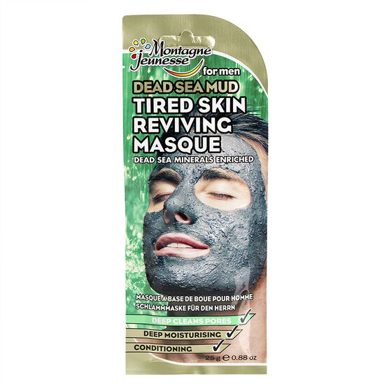 Montagne Jeunesse Tired Skin Reviving Masque - Men's - 25g