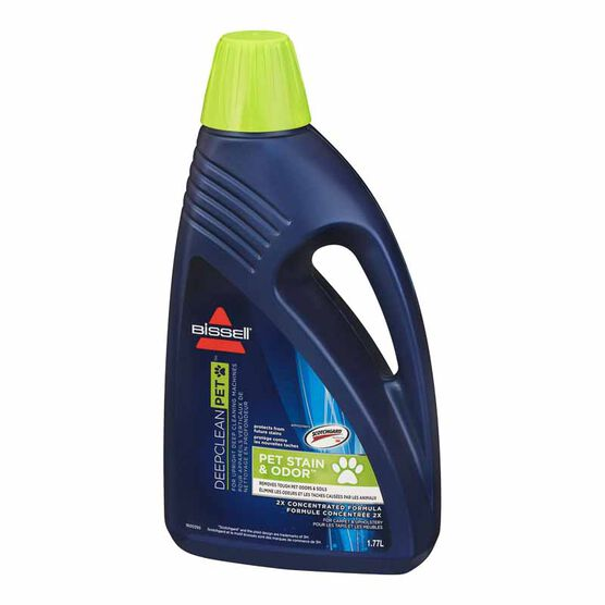 Bissell 2X Concentrated Ultra Pet Stain & Odour Advanced Formula - 1.77L