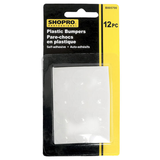 Shopro Plastic Bumpers - 12's