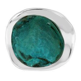 Robert Lee Morris Stone Ring - 7.5 - Silver