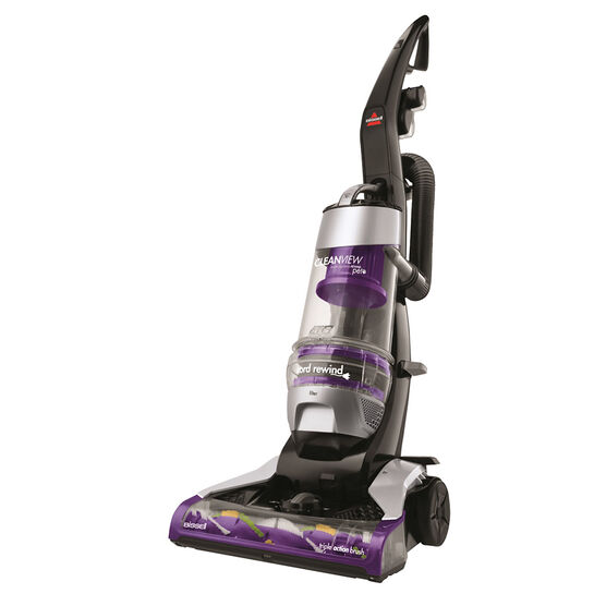 Bissell Pet Rewind Upright Vacuum - 1328C