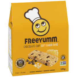 Freeyumm Oat Bars - Chocolate Chip - 135g
