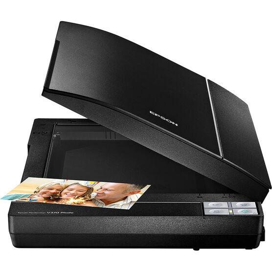 Epson Perfection V370 Colour Scanner - Black - B11B207221
