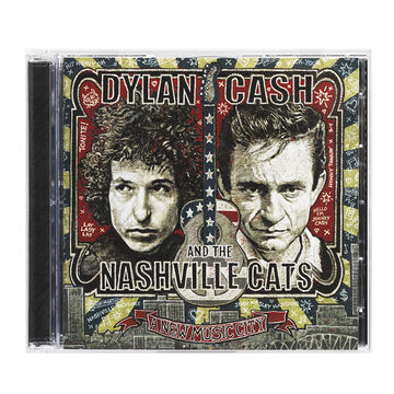 Dylan, Cash and the Nashville Cats - A New Music City - 2 CD