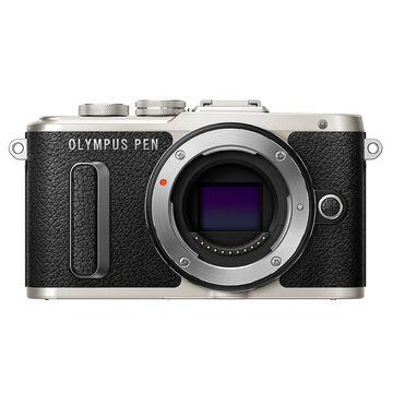 PRE-ORDER: Olympus PEN E-PL8 Body - Black - V205080BU000