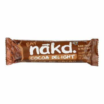Nakd Raw Fruit & Nut Bar - Cocoa Delight - 35g