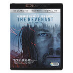 The Revenant - 4K UHD Blu-ray