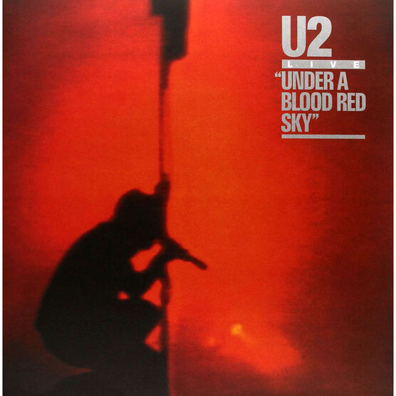 U2 - Under A Blood Red Sky - Vinyl