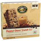 Natures Path Crunchy Granola Bars - Peanut Choco Crunch - 200g/5 pack
