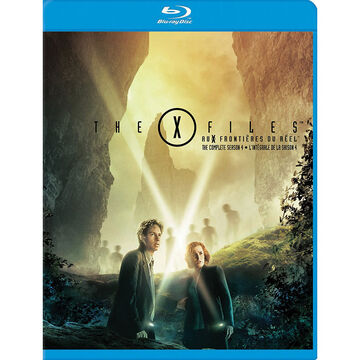 The X-Files: The Complete Season 4 - Blu-ray