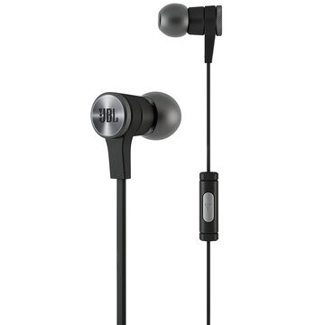JBL E10 In-Ear Headphones - Black - E10BLK
