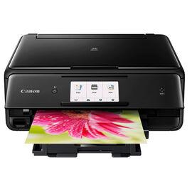 Canon Pixma TS8020 Multifunction Photo Inkjet Printer - Black - 1369C003