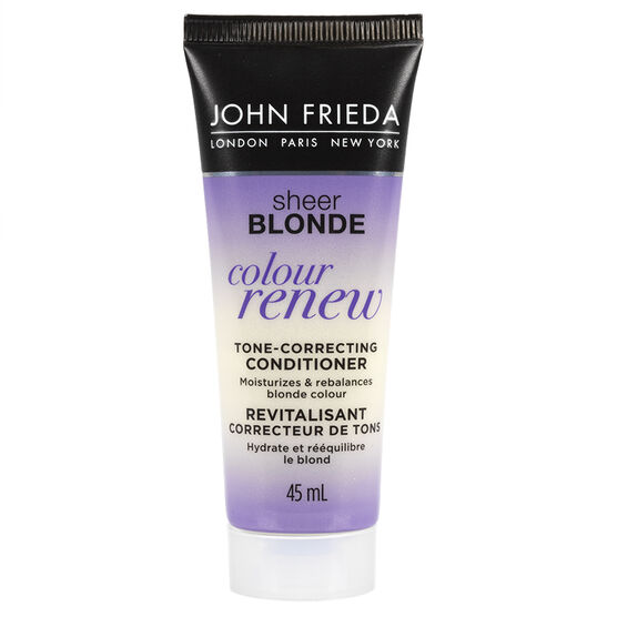 John Frieda Sheer Blonde Colour Renew Conditioner - 45ml