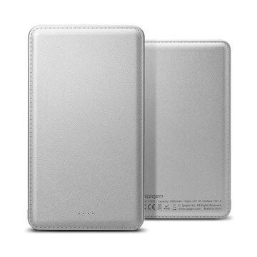 Spigen 5000 mAh Portable Battery - Silver - SGP000BP20260