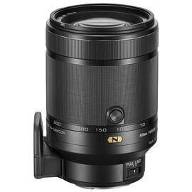 Nikon 1 NIKKOR VR 70-300 f/4.5-5.6 Lens - Black - 3345