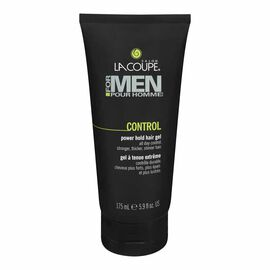 LaCoupe for Men Control Power Hold Hair Gel - 175ml