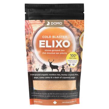 Domo Stone-Ground Tea - Elixo - 120g