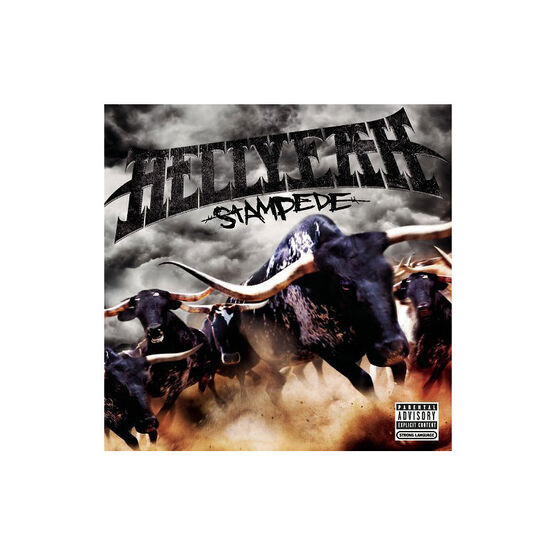 Hellyeah - Stampede - Explicit Lyrics - CD