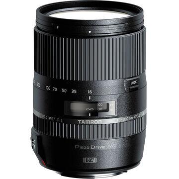 Tamron 16-300mm F3.5-6.3 Di II VC PZD Lens - Canon - B016