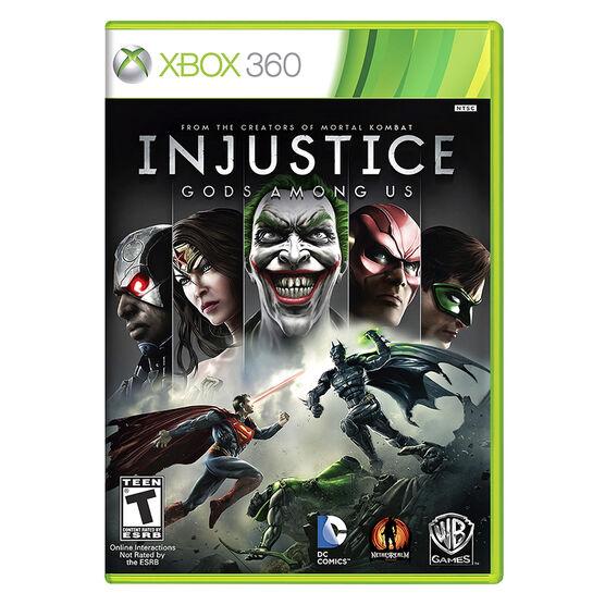 Xbox 360 Injustice: Gods Among Us