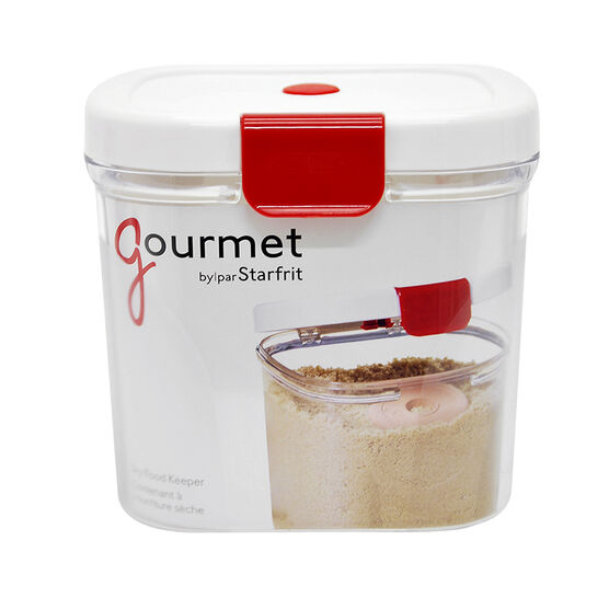Starfrit Gourmet Dry Food Keeper - Medium - 1.4Litre