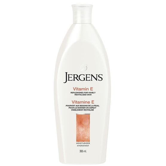 Jergens Vitamin E Moisturizer - 365ml
