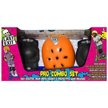 Last Exit Scooter Pro Combo Set - Orange