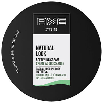 Axe Styling Natural Look Softening Cream - 75g