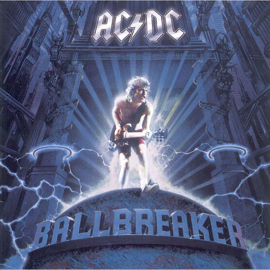 AC/DC - Ballbreaker (Remastered) - CD