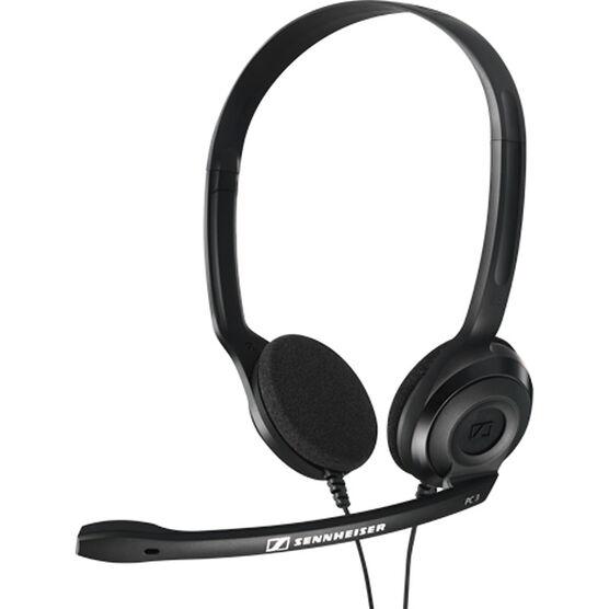 Sennheiser PC3 Chat Headset - Black - 504195