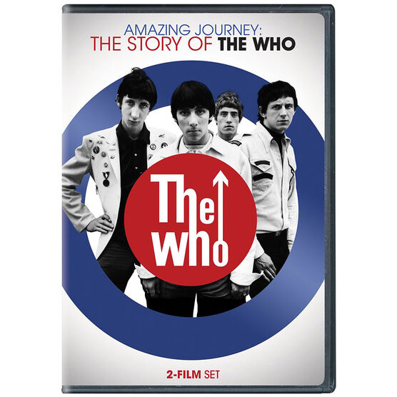 Amazing Journey: The Story of The Who - DVD