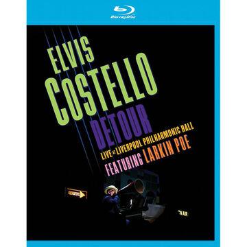 Elvis Costello - Detour: Live at Liverpool Philharmonic Hall - Blu-ray