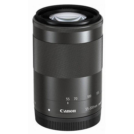 Canon EF-M 55-200mm IS STM F4.5-6.3 Lens - 9517B002