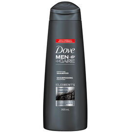 Dove Men+Care Fortifying Shampoo - Charcoal - 355ml