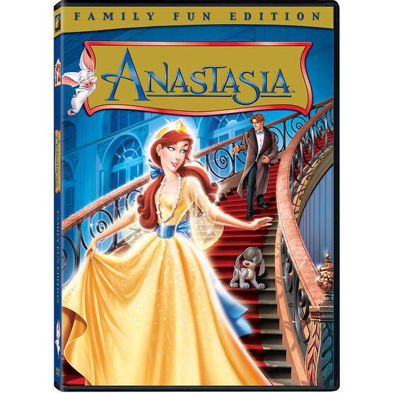 Anastasia - Family Fun Edition - Bilingual - DVD