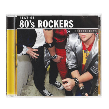 Various Artists - Best of 80s Rockers Collection - CD