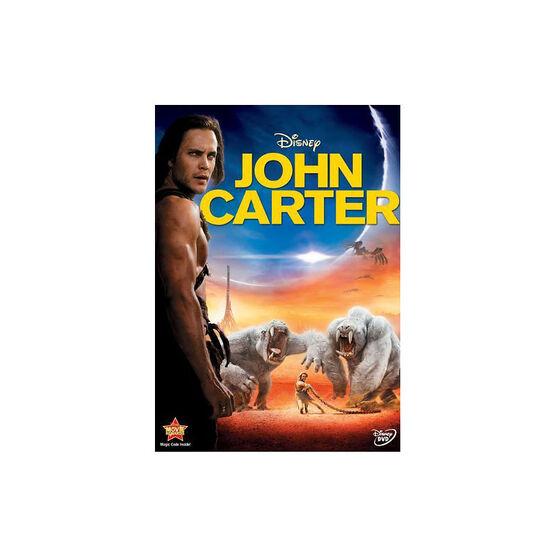 John Carter - DVD