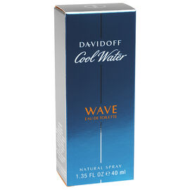 Davidoff Cool Water Wave Eau de Toilette - 40ml
