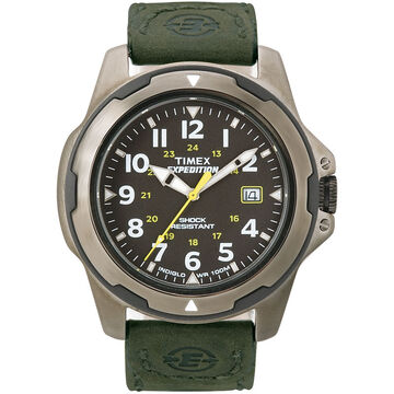 Timex Expedition Shock-Resistant Field - Grey/Green - 49271