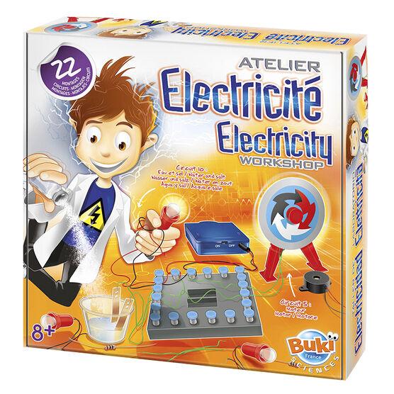 Buki Sciences - Electricity Workshop