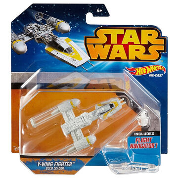 Hot Wheels Star Wars Starship - Assorted