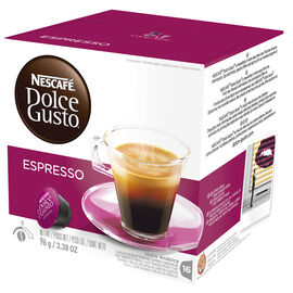 Nescafe Dolce Gusto Coffee Pods - Caffè Espresso - 16's