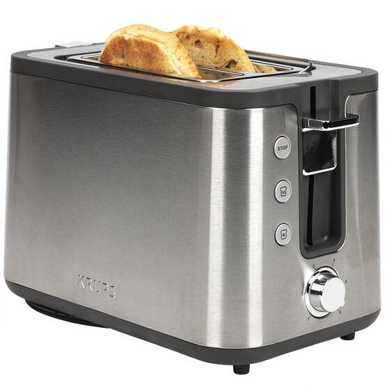 Krups Control Toaster - 2 Slice - KH442D50