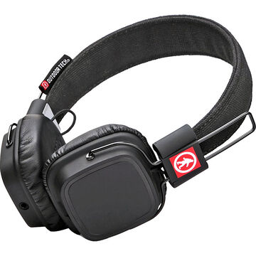outdoor tech privates bluetooth headphones black. Black Bedroom Furniture Sets. Home Design Ideas