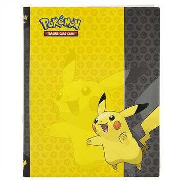 Pokémon Full-View Pikachu Pro Binder