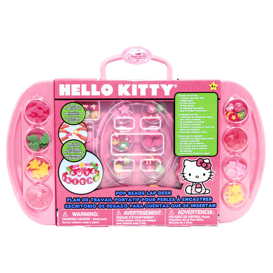 Hello Kitty Pop Beads Lap Desk