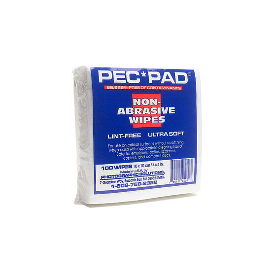 "Photographic Solutions PEC-PADS - 4"" x 4"" - 100 Pack - PAD44"
