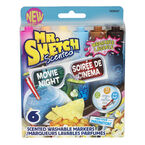 Mr. Sketch Scented Washable Markers - Movie Night