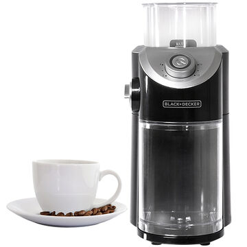 Black & Decker Burr Grinder - Black - CBM310BD