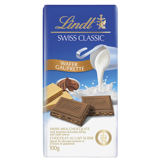 Lindt Classic Wafer  - 100g